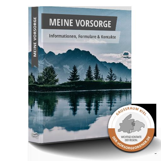 """Der Vorsorge- und Notfallordner """"Edition Kiel"""""""