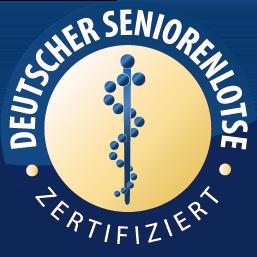 Siegel Deutscher Seniorenlotse