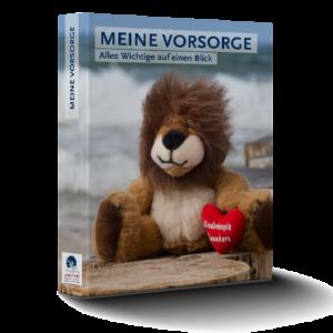 Vorsorge-Ordner Kinderhospiz Löwenherz